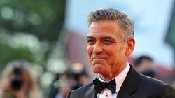 George Clooney fiancé