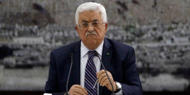 Mahmoud Abbas qualifie l'holocauste de