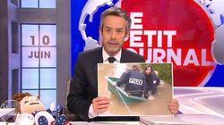 La dernière fois que Yann Barthès se moque de TF1
