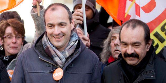 Loi Travail: La violente charge de Laurent Berger, le patron de la CFDT, contre Philippe Martinez et...