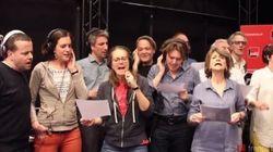 La réponse grinçante de Nagui à la chanson de ses collègues de France