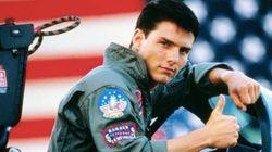 C'est officiel, Tom Cruise redevient pilote pour Top Gun