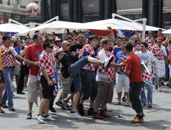 Turquie - Croatie au Parc des princes à Paris, cet autre match de l'Euro 2016 qui fait craindre des