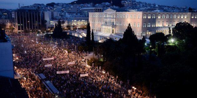 Crise grecque : fermeture des banques et dégringolade sur les