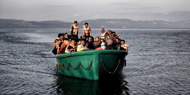 Notre parcours du combattant, de la Syrie en guerre aux îles