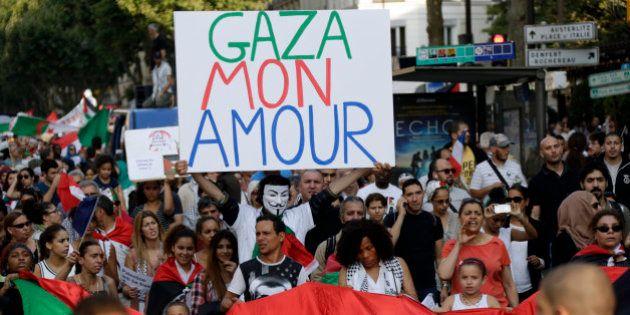 Manifestation pro-Palestine: un succès pour les organisateurs, malgré quelques dérapages