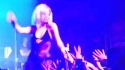 Lily Allen se moque de Beyoncé sur