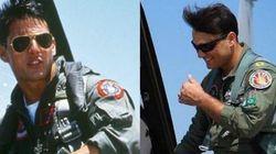 Le sosie de Tom cruise est un pilote