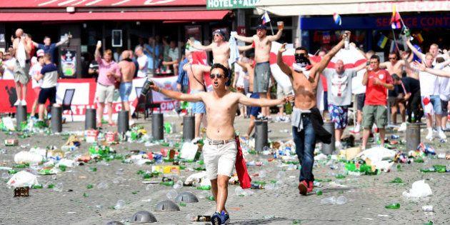 Lyon et Toulouse interdisent la vente d'alcool à emporter les jours de match de l'Euro