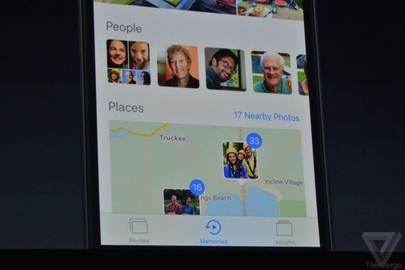 Les nouveautés d'iOS 10, le nouveau système d'exploitation des iPhone et iPad