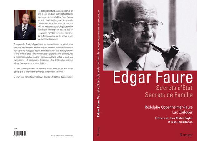J'ai voulu rendre hommage à mon grand-père, Edgar