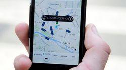 Deux dirigeants d'Uber en garde à vue à