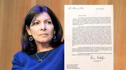 Anne Hidalgo dénonce la remarque ultra sexiste d'un maire