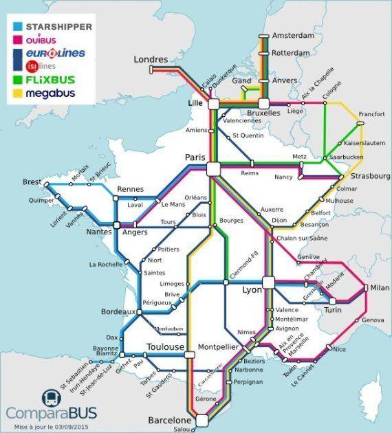 Ouibus, Flixbus, Isilines... Quel service de bus longue distance correspond le mieux à votre