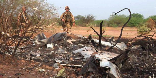 L'épave du vol AH5017 d'Air Algérie localisée dans le nord du Mali, 54 Français étaient à