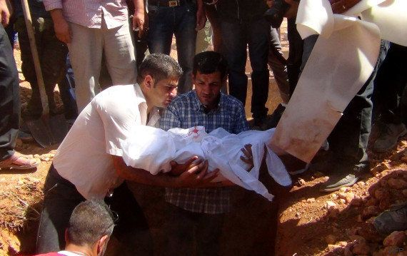 Le père d'Aylan Kurdi retourne à Kobané pour inhumer sa