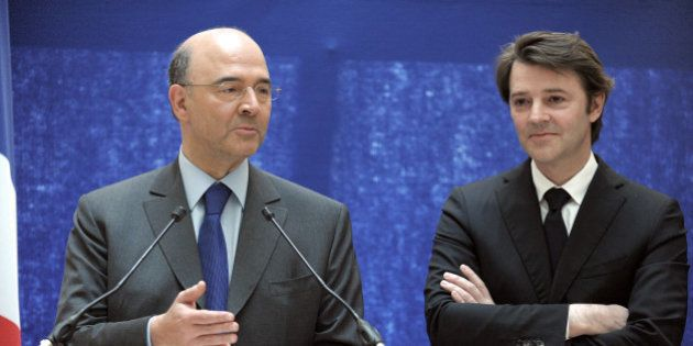 Wikileaks : François Baroin et Pierre Moscovici ont été espionnés par la NSA quand ils étaient ministre...