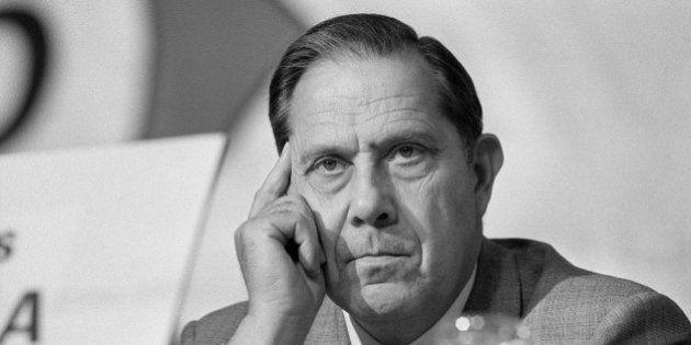 Charles Pasqua est mort, l'ex ministre de l'intérieur s'est éteint à l'âge de 88