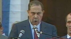 Charles Pasqua, un orateur hors