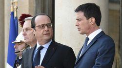 Hollande et Valls menacent de ne plus autoriser les