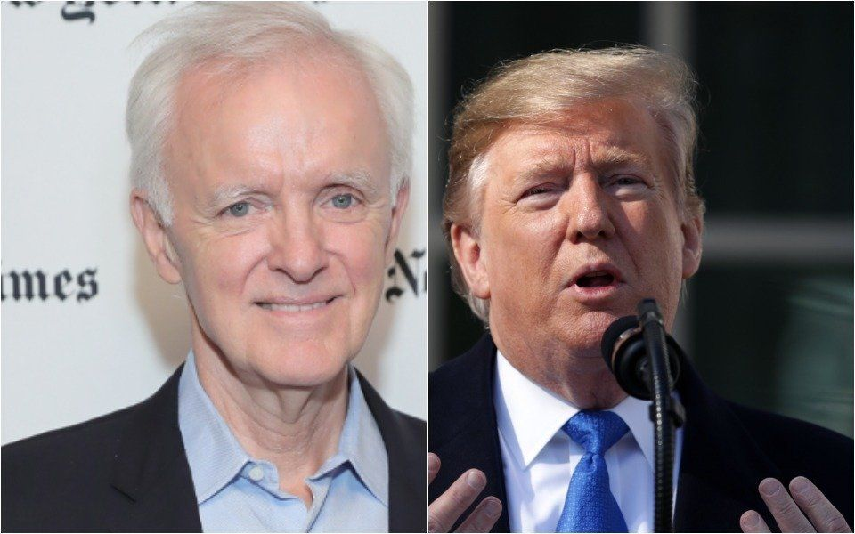 Vietnam Veteran Ex-Senator Tells Trump How To Silence Bone Spur