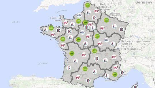 Le Pen, Wauquiez, Bartolone... qui est candidat aux