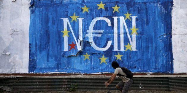Grèce: Mardi minuit, mercredi, dans une semaine et un mois... Toutes les échéances de la