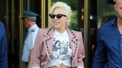 Lady Gaga gâche votre enfance avec un t-shirt Blanche-Neige très
