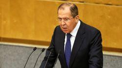 Pour ce ministre russe, l'arrestation de supporters est