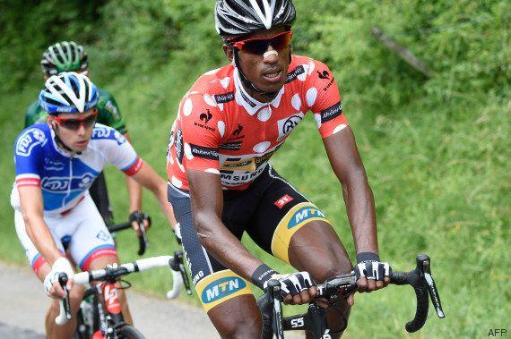 Tour de France 2015: Merhawi Kudus et Daniel Teklehaimanot, premiers Noirs Africains de la Grande