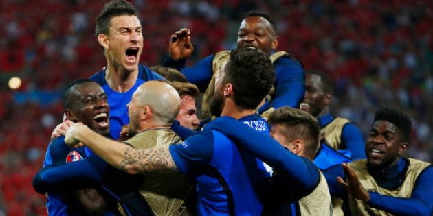 Football Soccer - France v Albania - EURO 2016 - Group A - Stade V?lodrome, Marseille, France - 15/6/16...
