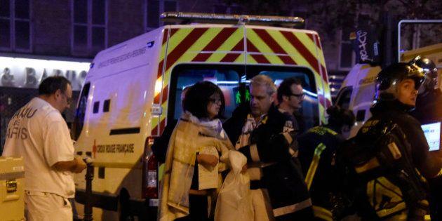Dans un hôpital parisien après l'attaque du Bataclan: