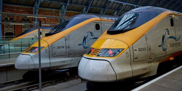 Fin du blocage du tunnel sous la Manche, le trafic Eurostar