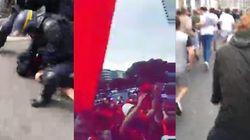 Ambiance de l'Euro 2016: Marseille 1 - Lille