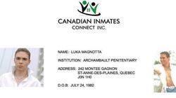 Magnotta à la recherche de son