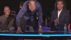L'entraîneur de Payet à West Ham en est monté sur la table sur le