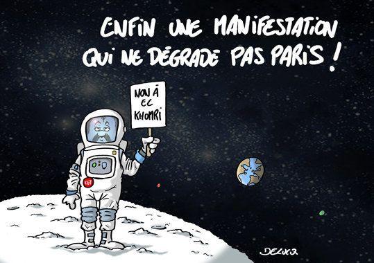 Valls peut-il interdire les manifestations à