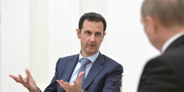 Attentats de Paris : Bachar al-Assad accuse la France d'avoir contribué à