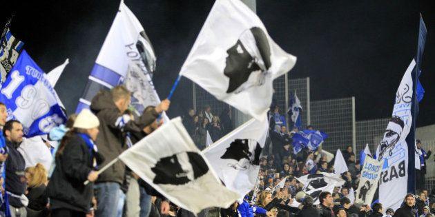 Le SC Bastia rétrogradé en Ligue 2, une situation qui ne devrait être que