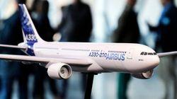 Airbus décroche une commande géante de 18 milliards de dollars en