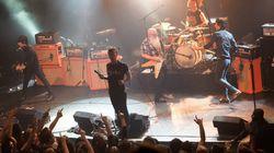 Eagles of Death Metal, qui jouait au Bataclan, rentre aux