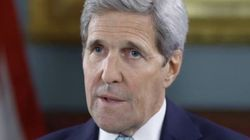 John Kerry ému face au
