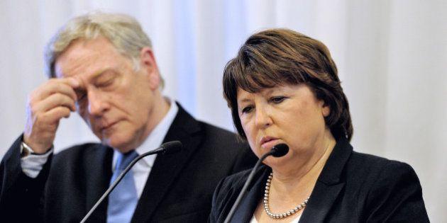 Régionales 2015: Martine Aubry peut-elle être le sauveur du PS en