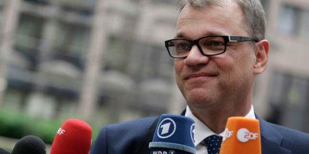 Migrants : Le premier ministre finlandais Juha Sipilä se propose d'héberger des réfugiés dans sa maison...