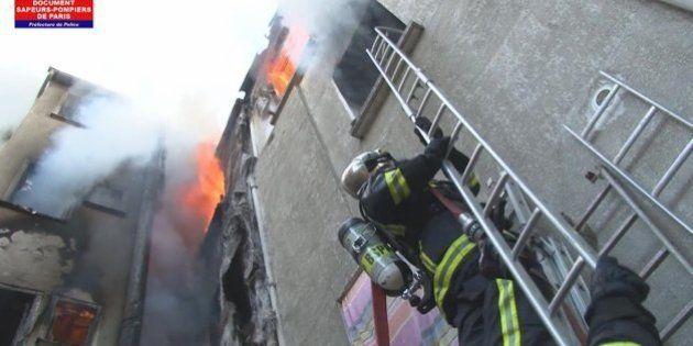 Incendie mortel de Saint-Denis: un suspect interpellé avoue être à l'origine du