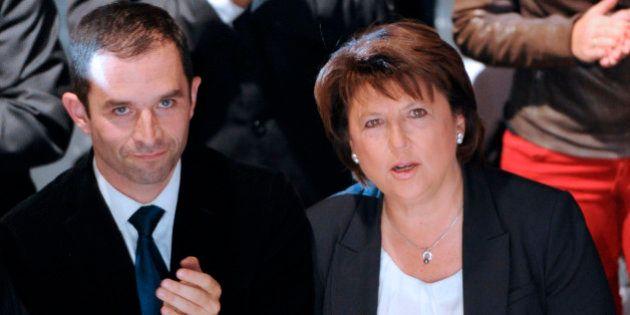 Parti socialiste : Aubry ou Hamon, l'impossible incarnation des