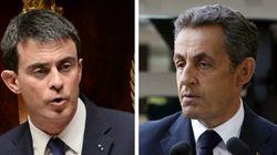 Valls réplique à Sarkozy après ses déclarations sur la