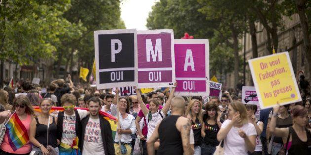 PMA pour les homosexuelles: invité à agir par deux institutions, le gouvernement ferme la
