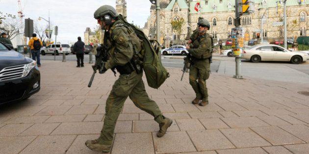 VIDÉOS. Canada: fusillade au Parlement d'Ottawa, deux
