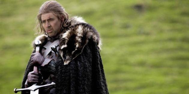 PHOTOS. Game of Thrones : un internaute a remplacé tous les personnages de GoT par Nicolas